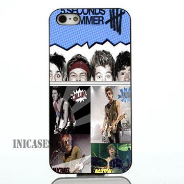 5 Seconds of Summer Comic iphone case,samsung case