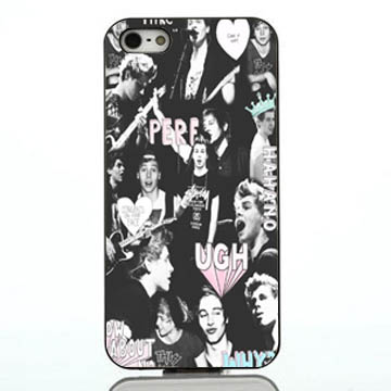 5 Seconds of summer Collage iphone case,samsung case