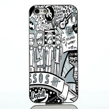 5 Seconds of summer Tour iphone case,samsung case