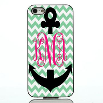 Anchor chevron iphone case,samsung case