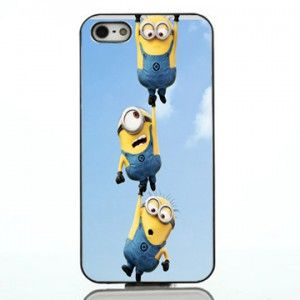 Despicable minion iphone case,samsung case