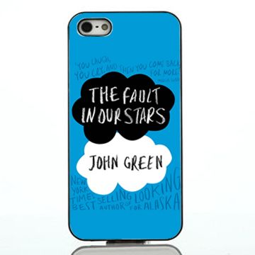 Fault in our stars john green iphone case,samsung case
