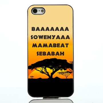 Hakuna matata quote iphone case,samsung case