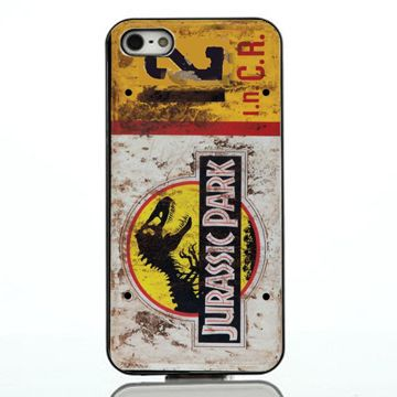 Jurassic Park Jeep License Plate iphone case,samsung case