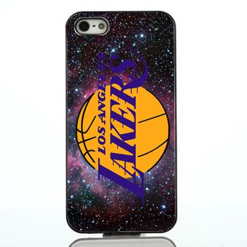 LA Lakers Nebula iphone case,samsung case