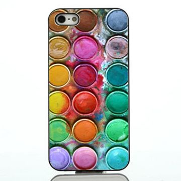 Water color paint iphone case,samsung case