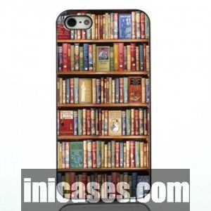 bookshelf wrap book iphone case,samsung case