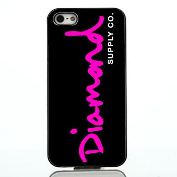 diamond supply co pink iphone case,samsung case
