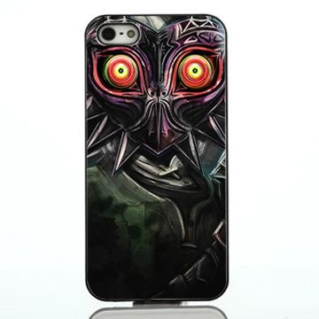 legend of zelda majora mask oni iphone case,samsung case