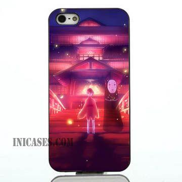 Night spirited away iphone case,samsung case