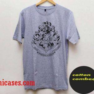 hogwarts harry potters t shirt