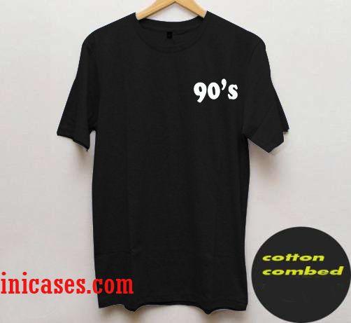 90's T Shirts