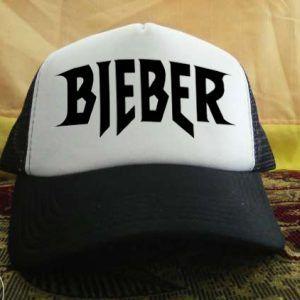 Belieber printed design Trucker Hat