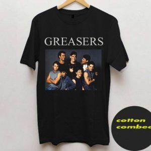 THE OUTSIDERS GREASERS T shirt