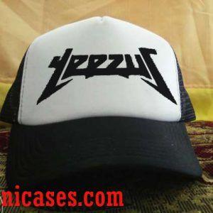 yeezy for president 2020 Trucker Hat printed design