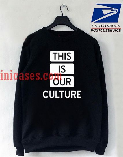 Fall out boy this is our culture Sweatshirt