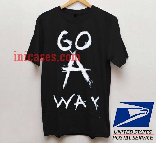 Go a Way Music T shirt