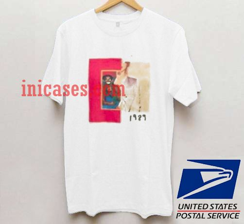 Kanye west Uniti taylor swift parody T shirt
