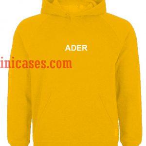 Ader Hoodie pullover