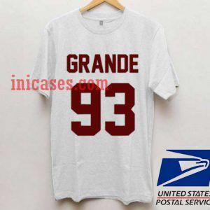 Ariana Grande 93 T shirt