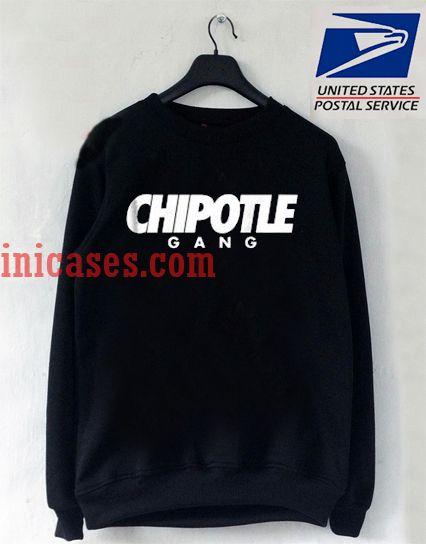 Chipotle Gang Sweatshirt