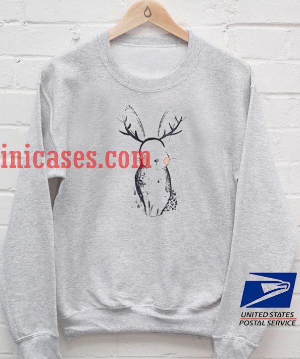Deer Funny Sweatshirt