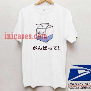 MILK CLUB T shirt
