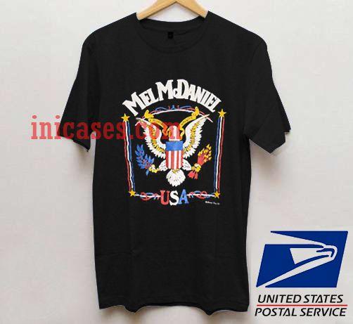 Mel mcDaniel Tour T shirt