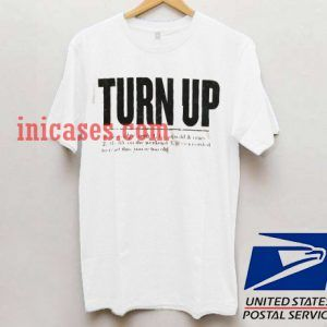 Turn Up SweatshirtTurn Up T shirt