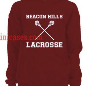 Beacon hills lacrosse Hoodie pullover