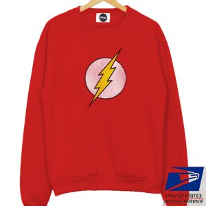 DC Comics Flash Logo sweatshirt