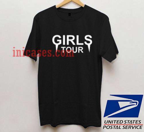 Girls Tour T shirt