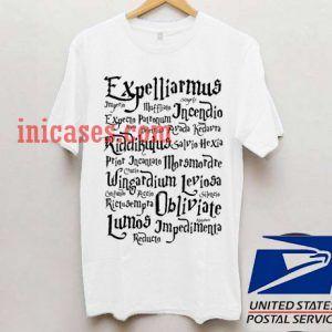expelliarmus harry potter T shirt