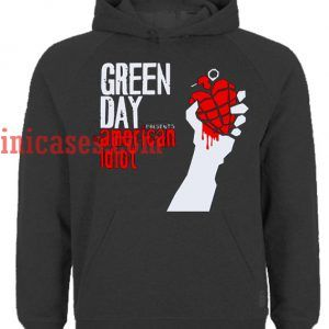 American idiot Green Day Hoodie pullover