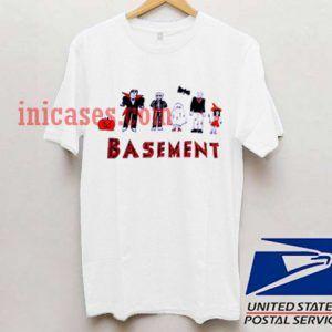 Basement Halloween T shirt
