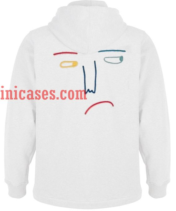 Face funny Hoodie pullover