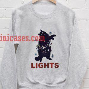 Josh Dun and Tyler Joseph in Christmas sweatshirt