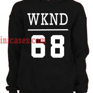 Wknd 68 Hoodie pullover