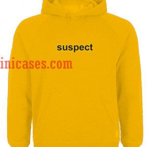 suspect Hoodie pullover