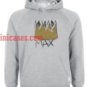 where the wild things are crown Hoodie pullover