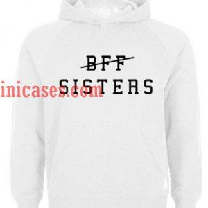 Bff Sisters Hoodie pullover