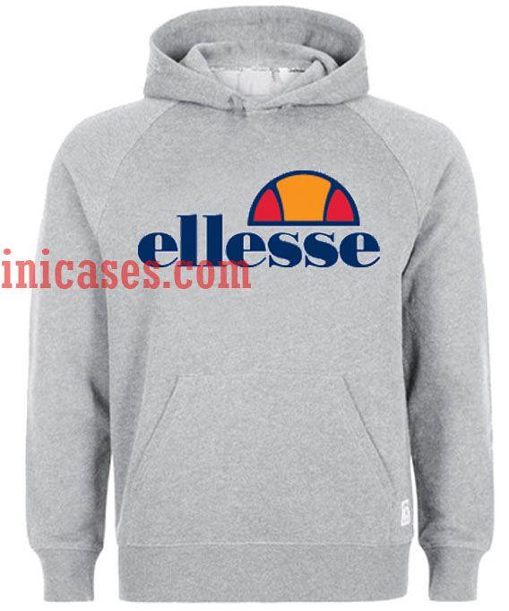 Ellesse Grey Hoodie pullover