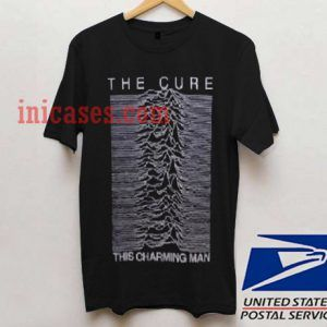 The Cure This Charming Man T shirt