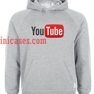 Youtube Hoodie pullover