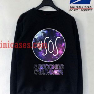 5 Seconds of summer galaxy Sweatshirt