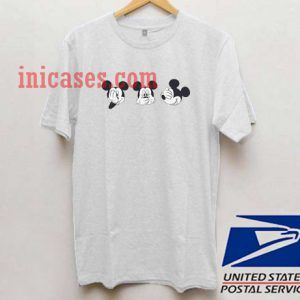 Mickey Mouse Funny T shirt