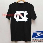 North Carolina Tar Heels Logo T shirt