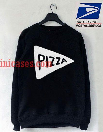 Slouchy Pizza Sweatshirt