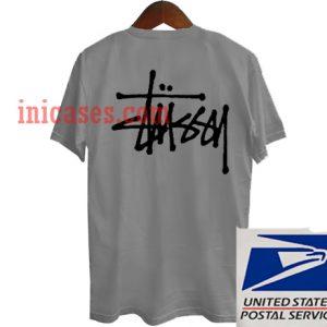 Stussy Logo T shirt