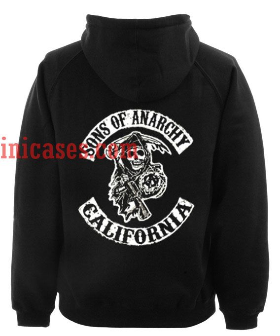 Sons Of Anarchy Logo Hoodie